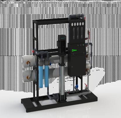 Промислові фільтри для води