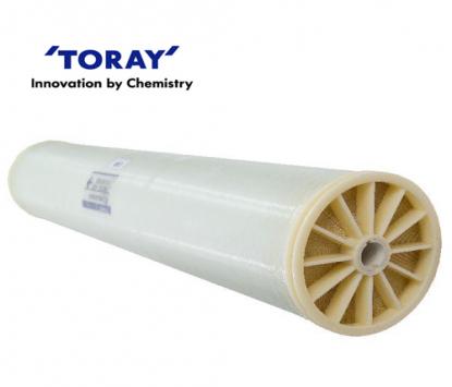 Гарантія на мембранні елементи Toray и CSM.