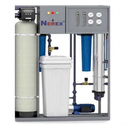 Системи для очищення води з свердловини для котеджів, будинків та для бізнесу