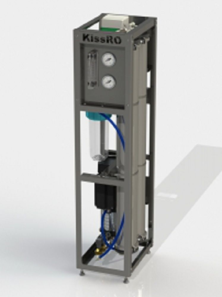 Reverse Osmosis System KissRO240-QI with dual soler