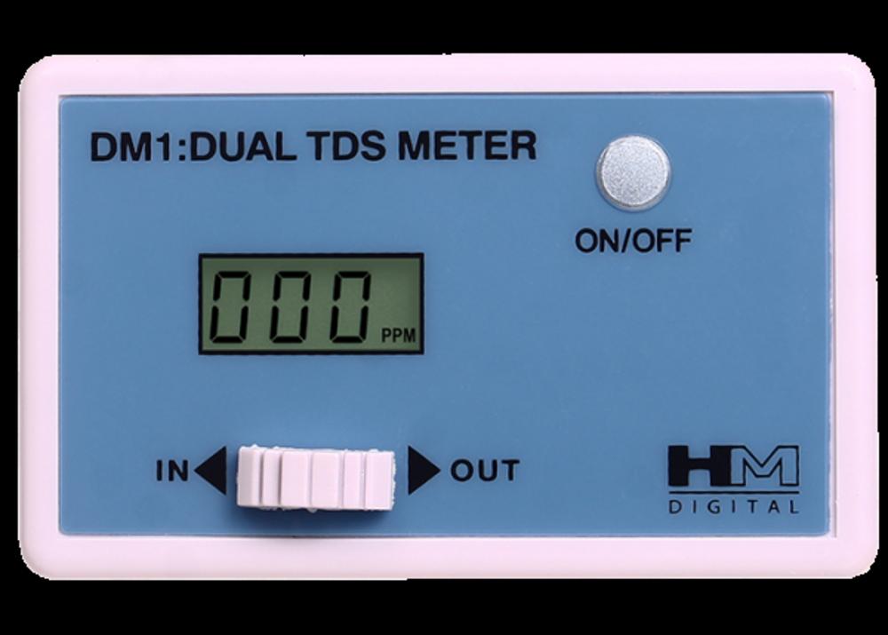 Кондуктометр-солемір HM DM-1