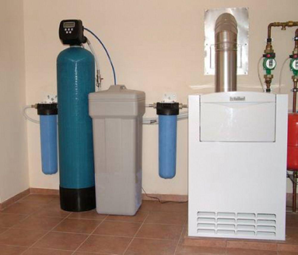 Очищення води в котеджі, очищення води в будинку