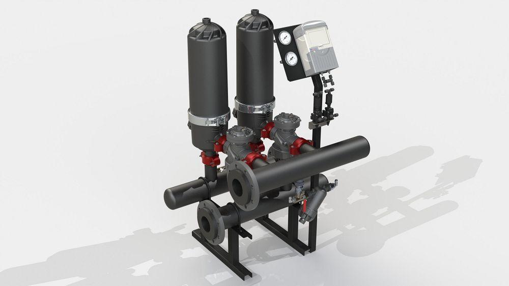 Система фільтрації ADF 116A-S (130 мкм)
