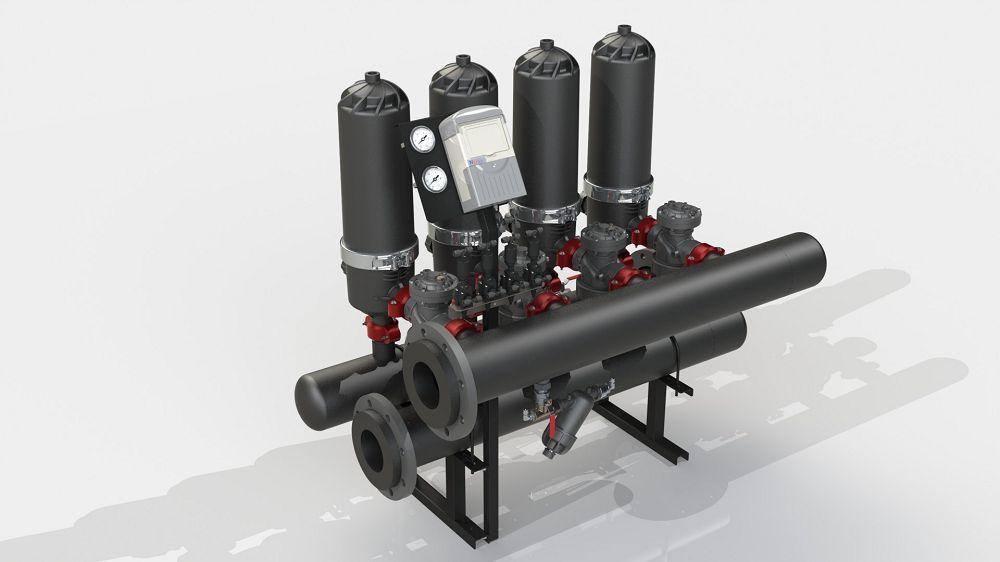 Система фільтрації ADF 416A-S (130 мкм)