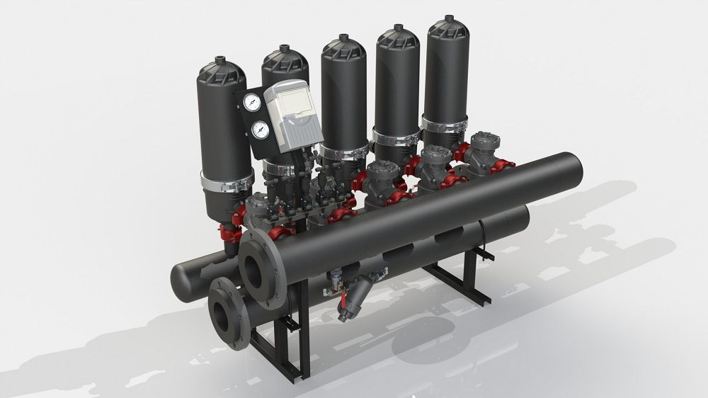 Система фільтрації ADF 516A-S (130 мкм)