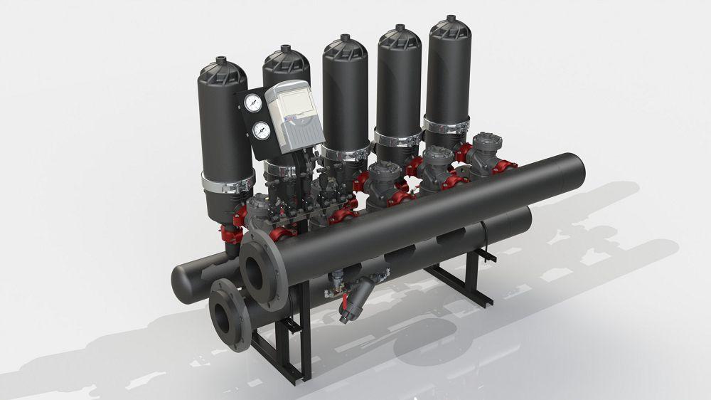 Система фільтрації ADF 516A-S (5-50 мкм)