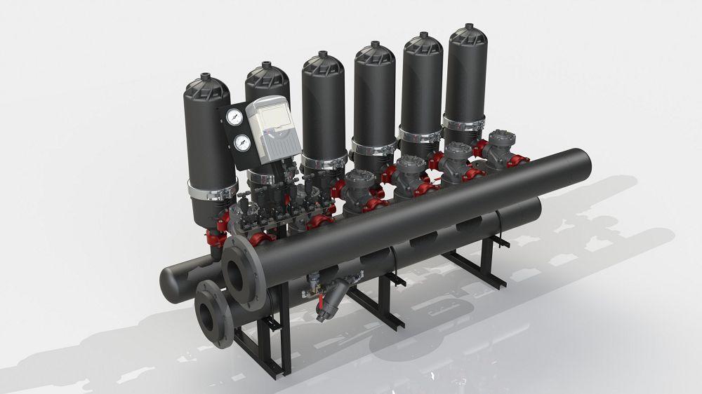 Система фільтрації ADF 616A-S (5-50 мкм)