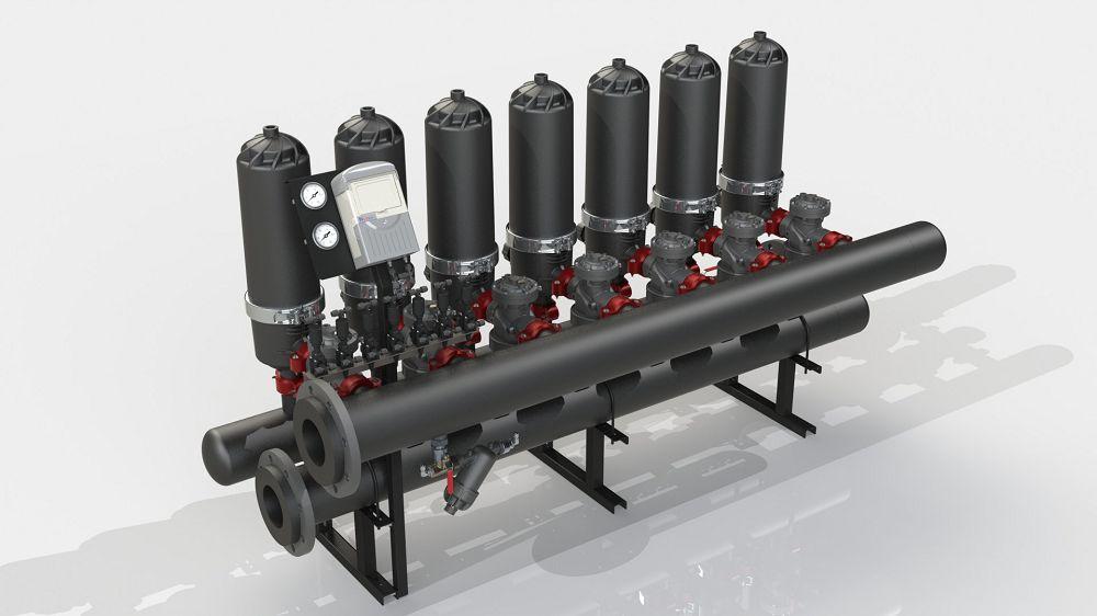 Система фільтрації ADF 716A-S (130 мкм)