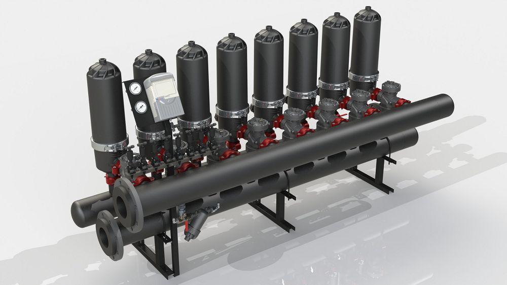 Система фільтрації ADF 816A-S (5-50 мкм)