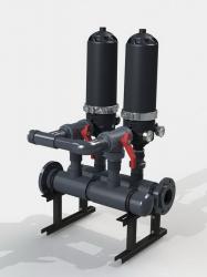 Система фильтрации PDF 216A-S (5-50 micron)