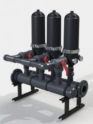 Система фильтрации PDF 316A-S (5-50 micron)