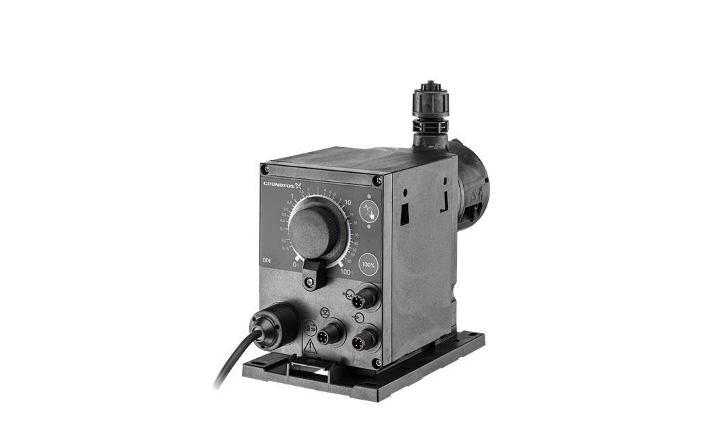 Насос дозувальний Grundfos DDE 6-10 B-PP/E/C-X-31I001FG