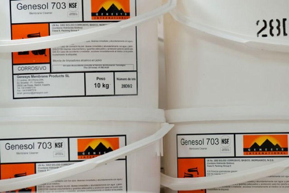 Реагент лужний Genesol 703, ціна за кг