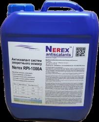 Антискалант NEREX RPI-1000A (каністра 5,3кг), ціна за кг