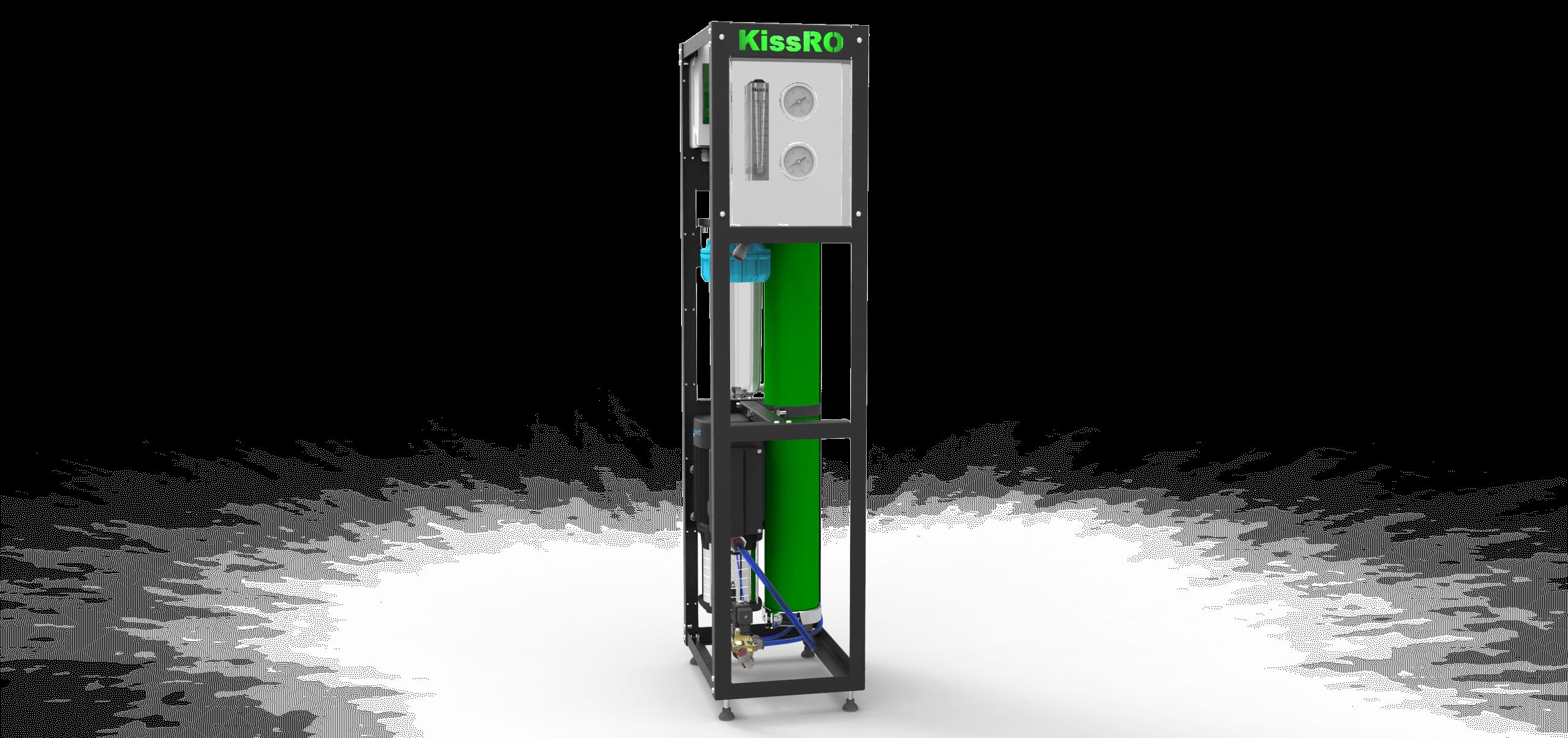 Система зворотного осмосу KissRO140-S
