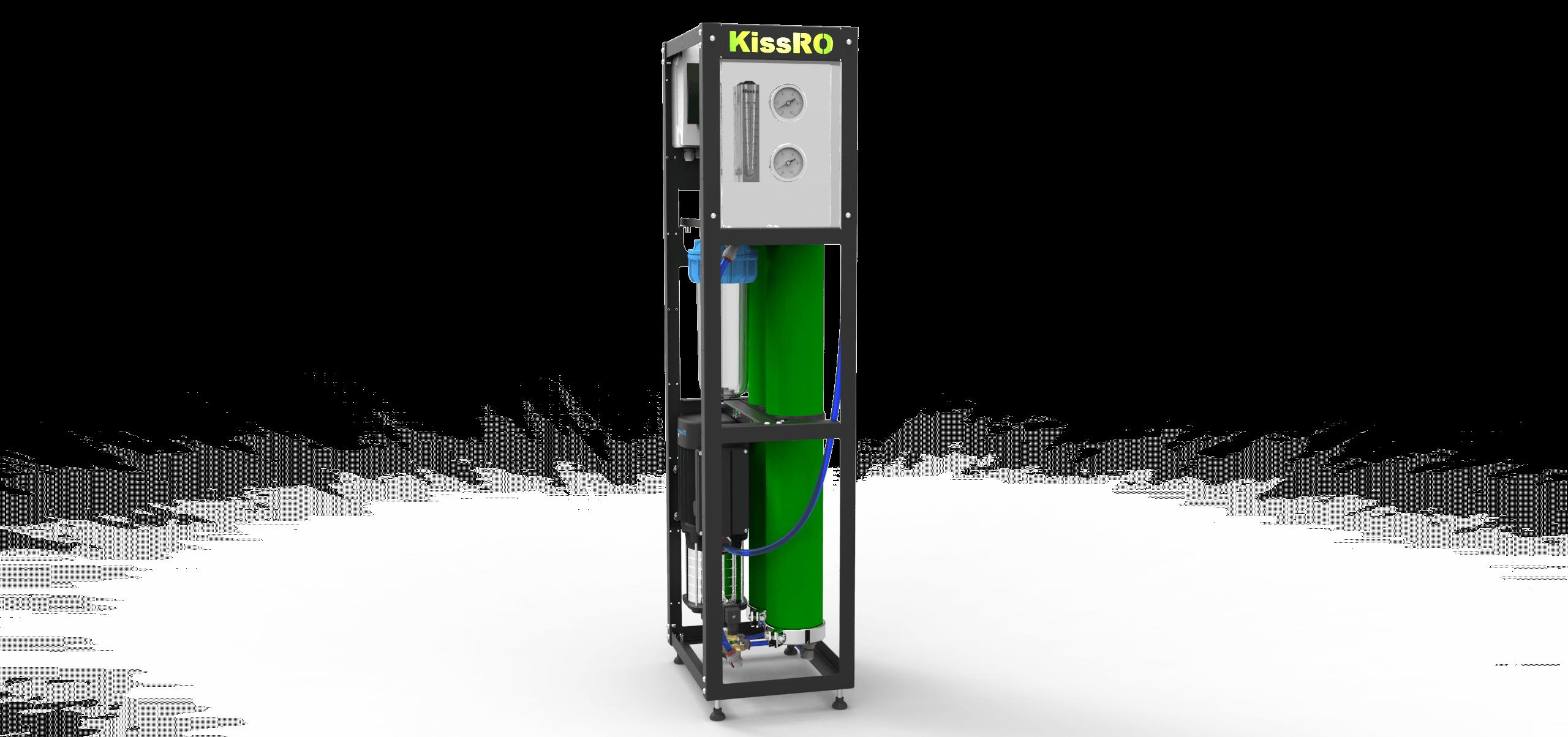 Система зворотного осмосу KissRO240-S