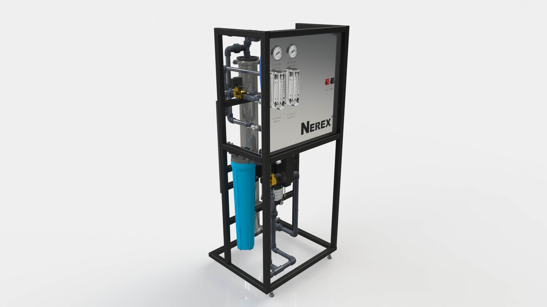 Reverse Osmosis System ULPRO140-S