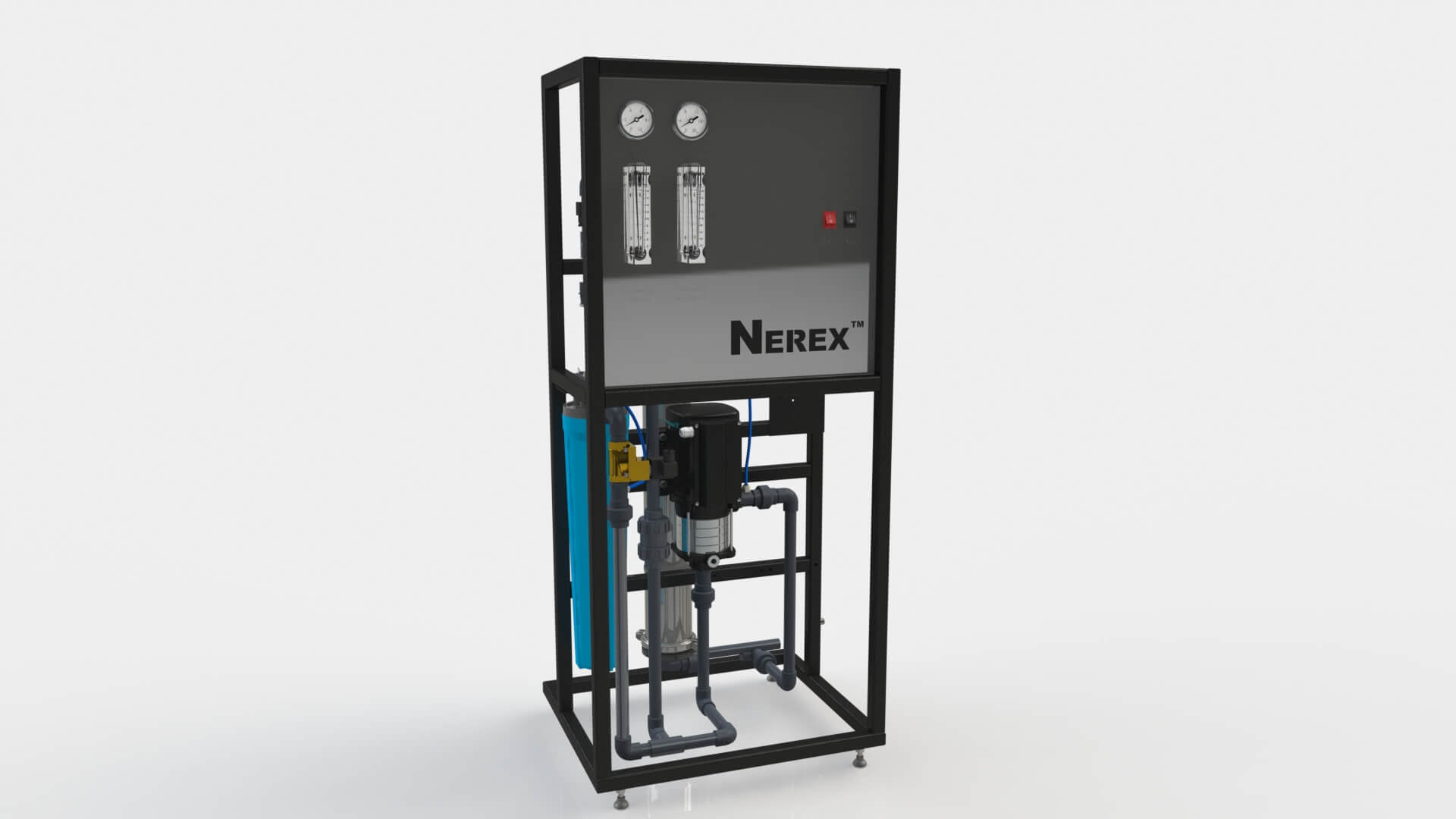 Reverse Osmosis System ULPRO140-S (no name)