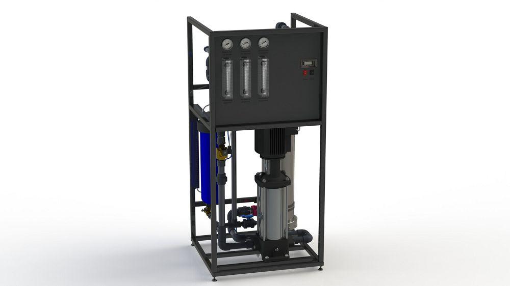 Reverse Osmosis System BWRO180-S