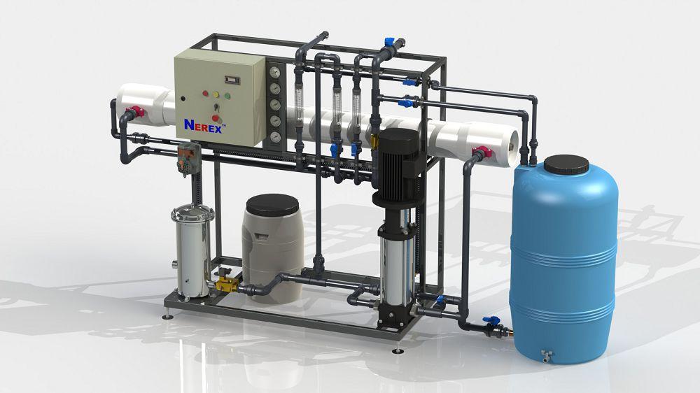 Reverse Osmosis System BWRO282-S