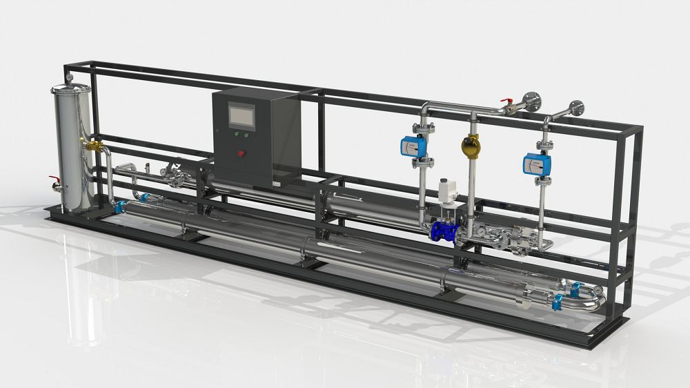 Reverse Osmosis System BWRO383-S
