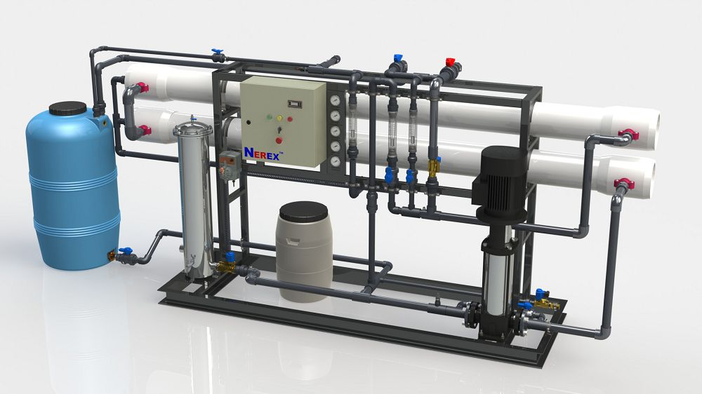 Reverse Osmosis System BWRO683-S