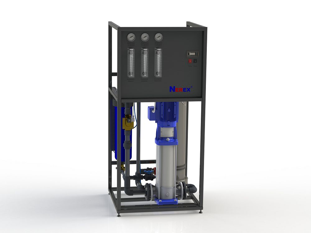 Reverse Osmosis System LPRO180-D