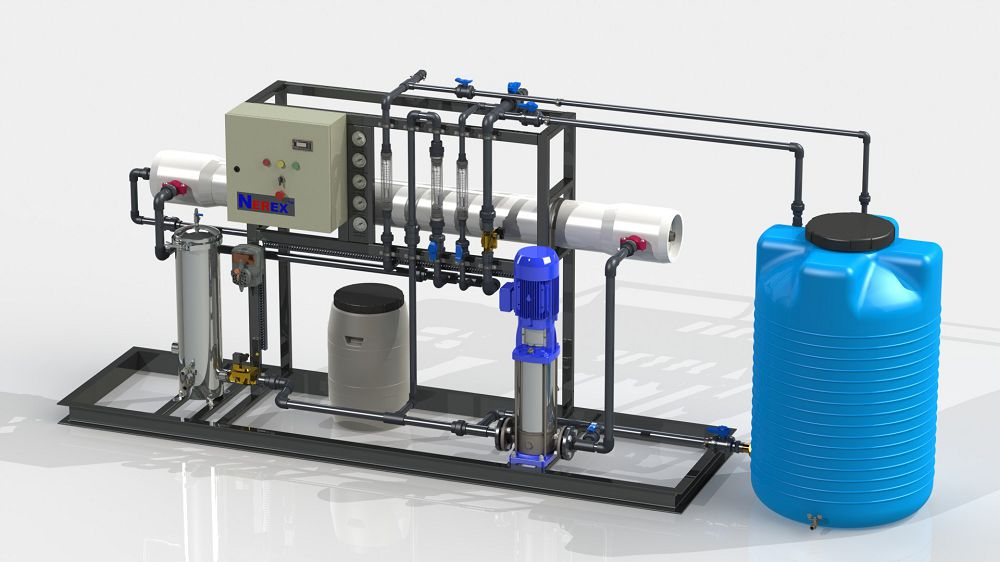 Reverse Osmosis System LPRO282-S