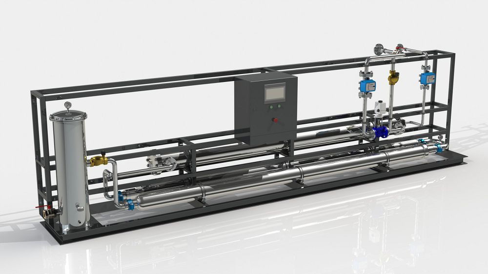 Reverse Osmosis System LPRO383-S