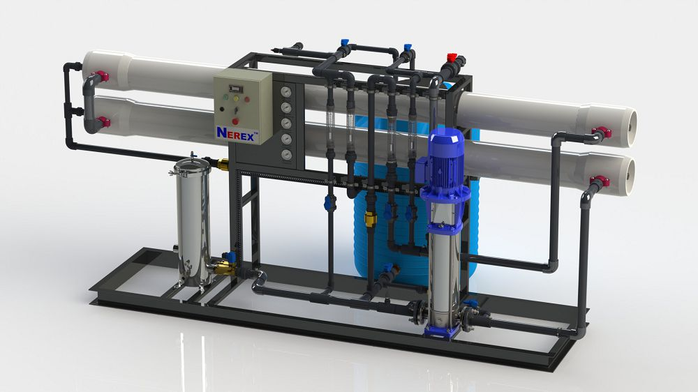 Reverse Osmosis System LPRO683-S