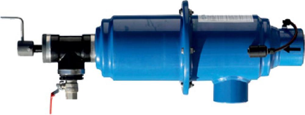 Filter Yamit SA504C зі сканерним типом очищення