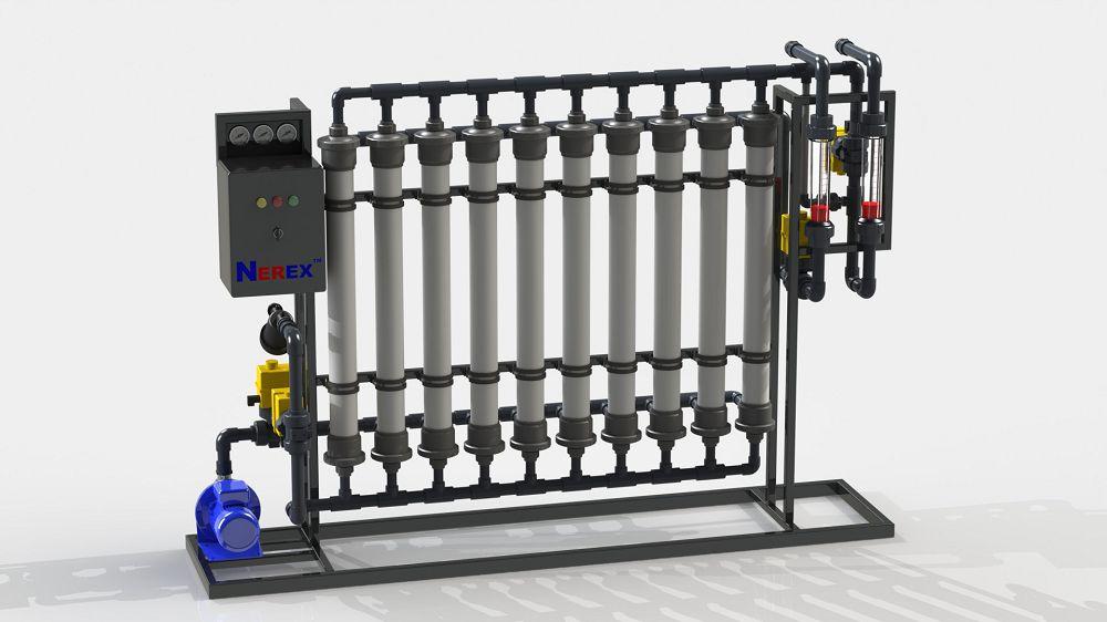 Система ультрафильтрации UFS 1072T-S