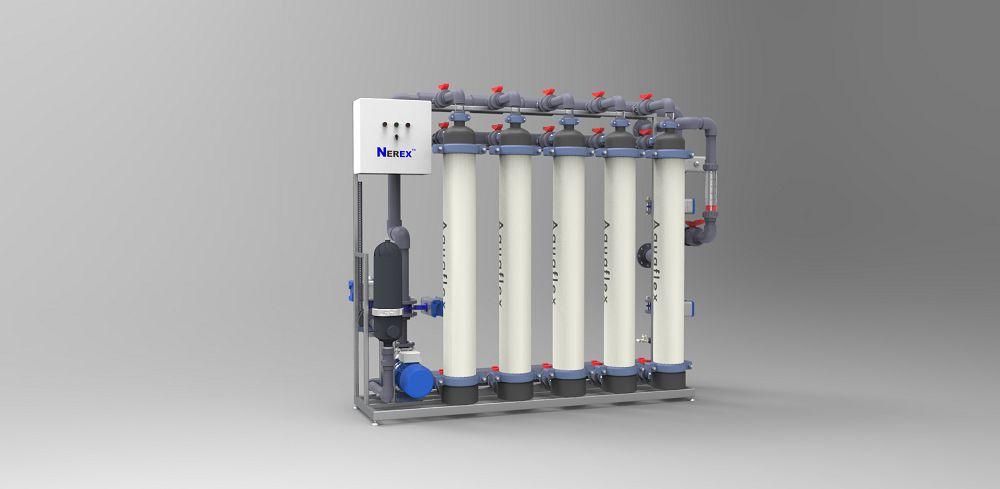 Система ультрафільтрації UFS 572T-S