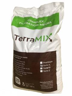 Завантаження для знезалізнення TerraMIX SORB A, (мішок 25л)