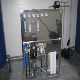 Электродеионизация воды photo