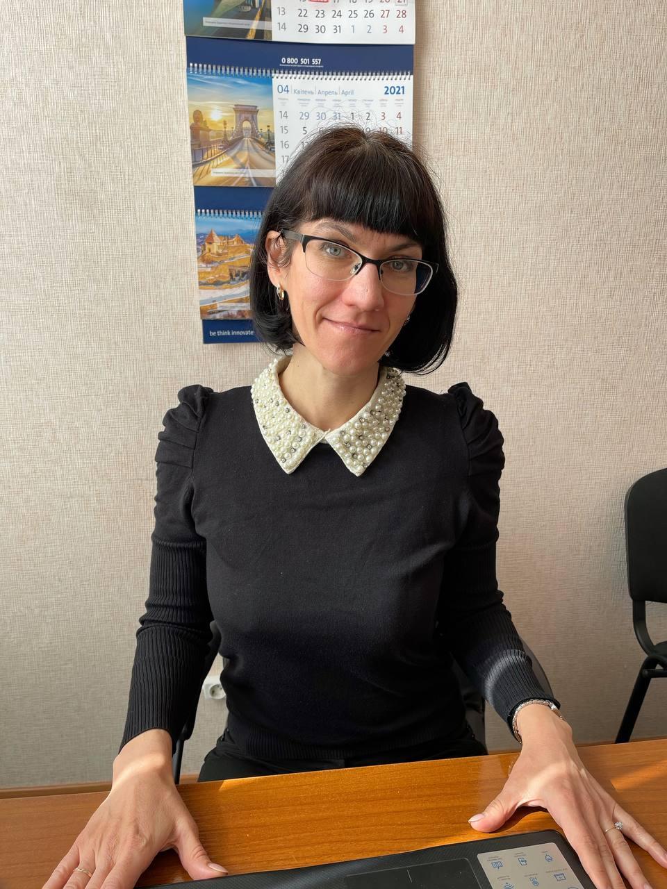 Інна Закревська